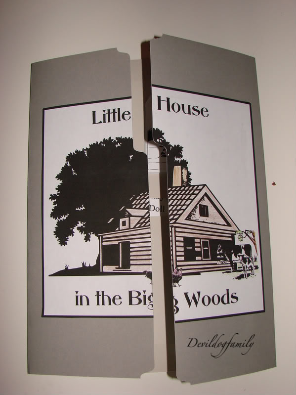 Little House Big Woods Lapbook (Little House Series) - Marine Corps ...