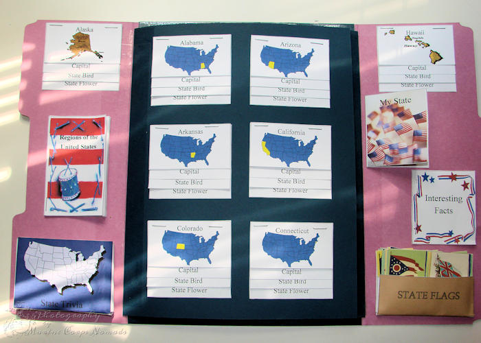 Our United States Lapbook