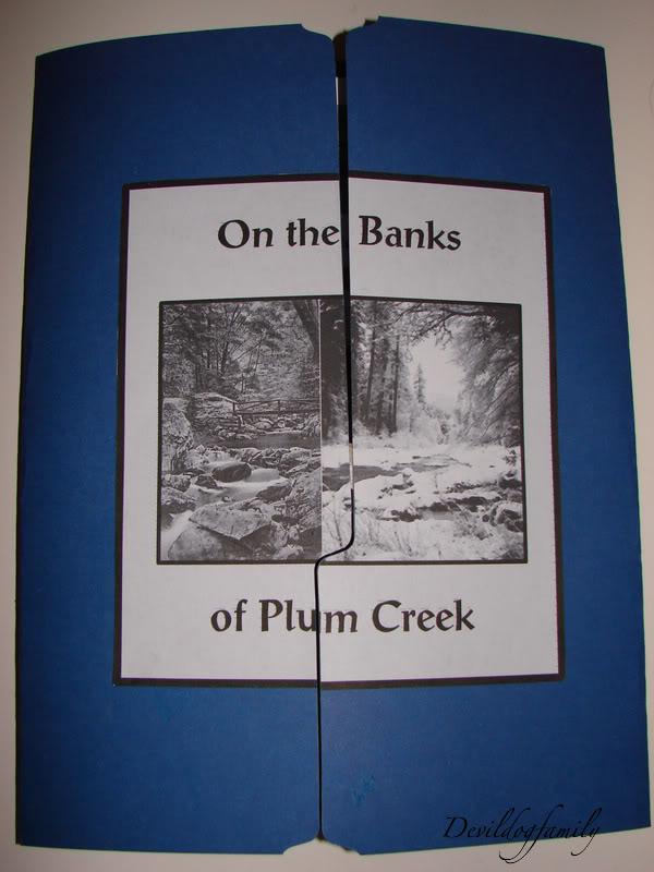 Plum Creek Lapbook