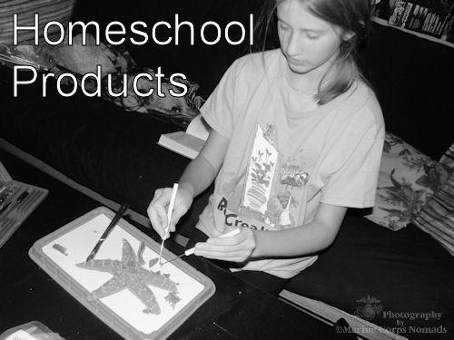 homeschool products