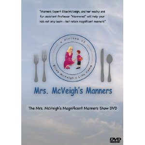 Mrs McVeighs Magnificent Manners Show Dvd