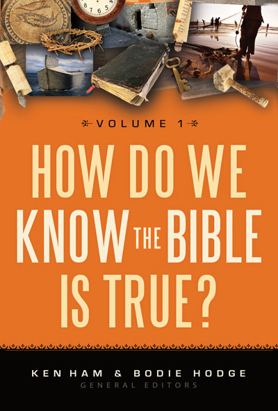 how do we know the bible is true cover