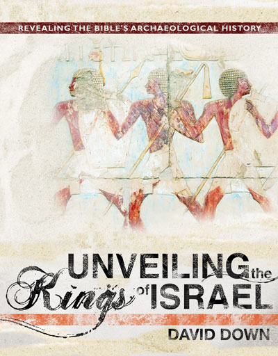 unveiling the kings of israel cover