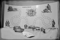 Semper Fidelis Game Board