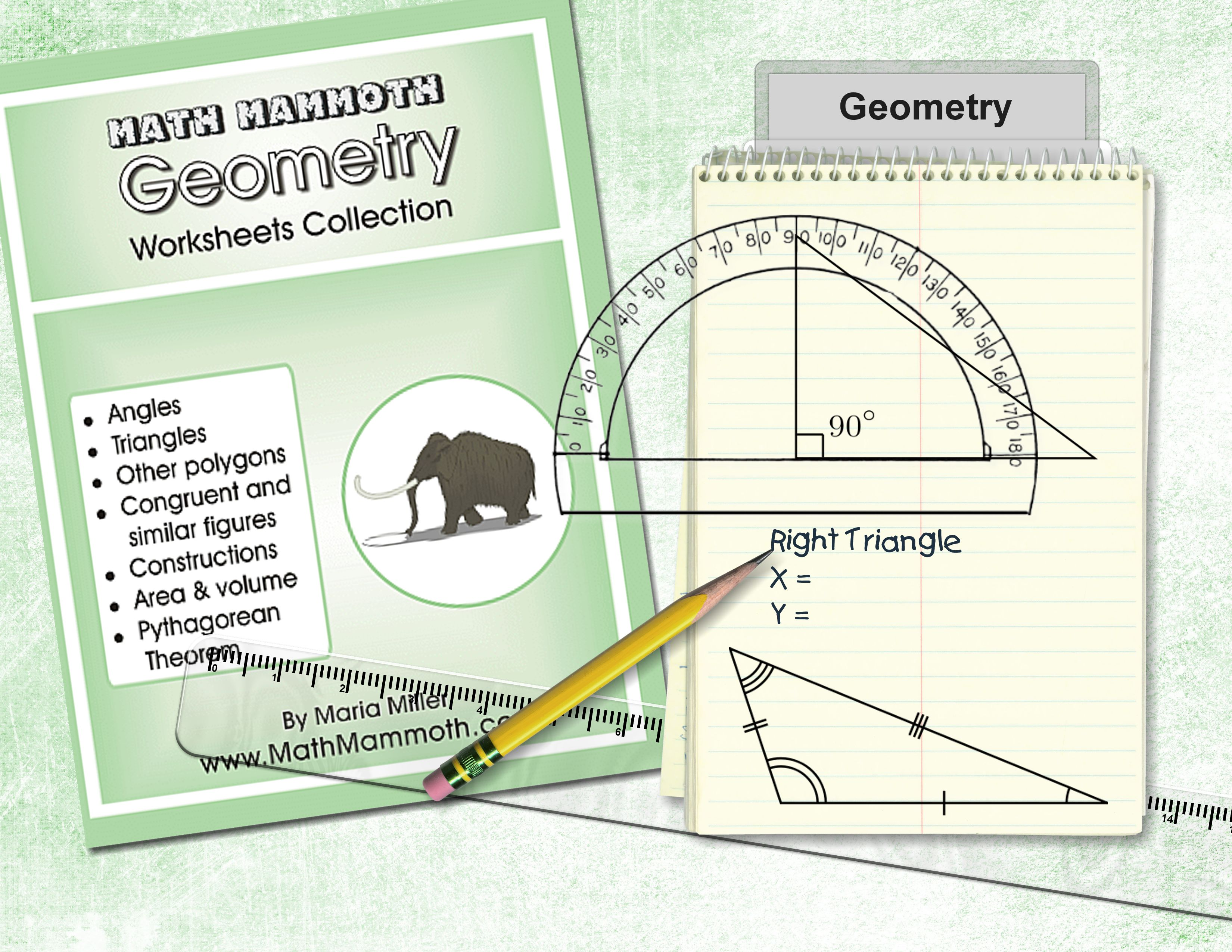 Math Mammoth Geometry