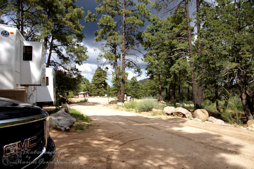 Alto Pit Camping Area