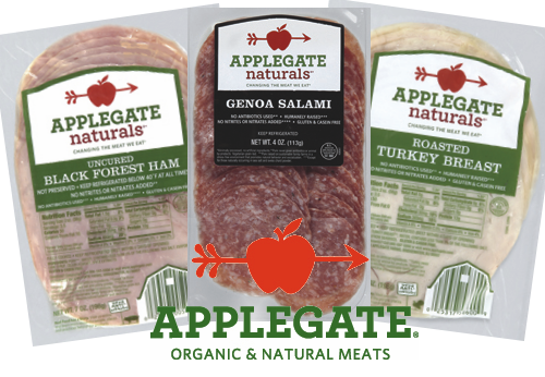 Applegate Natural Deli Meats