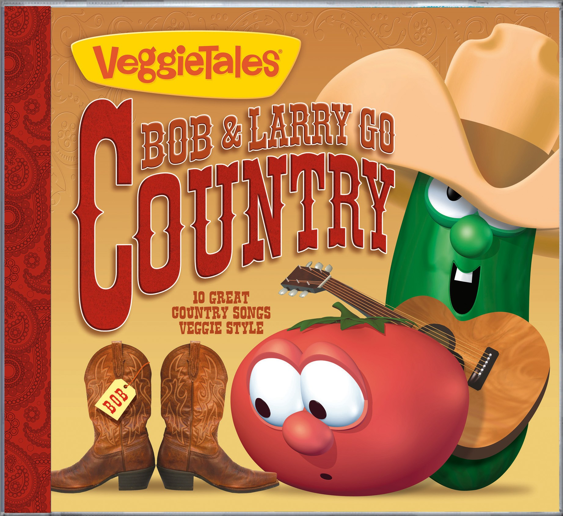 Bob and Larry Go Country CD