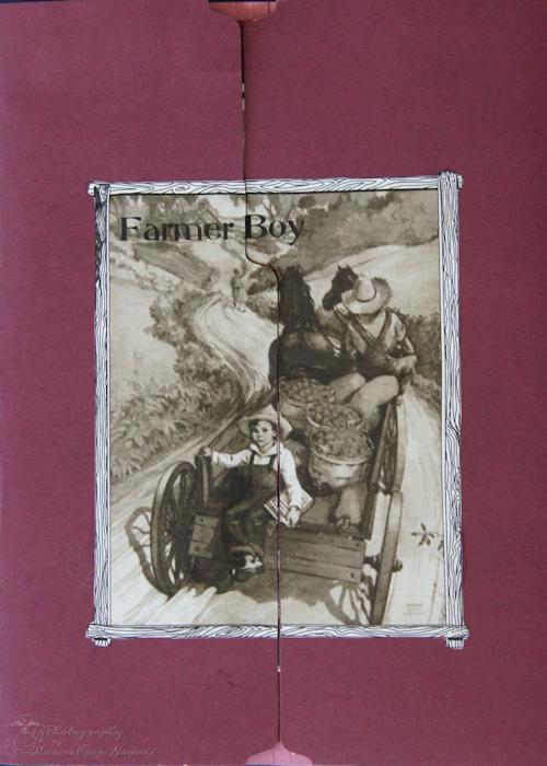 Little House Lapbook Series - Farmer Boy