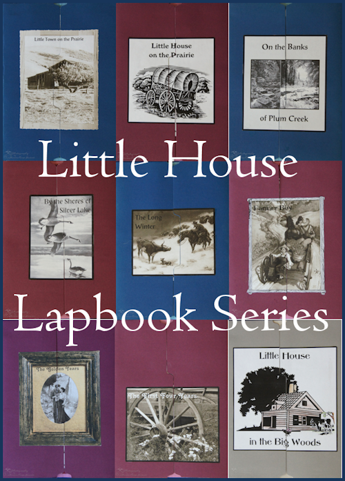 Little House Lapbook Series