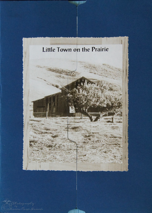 Little House Lapbook Series - Little Town on the Prairie