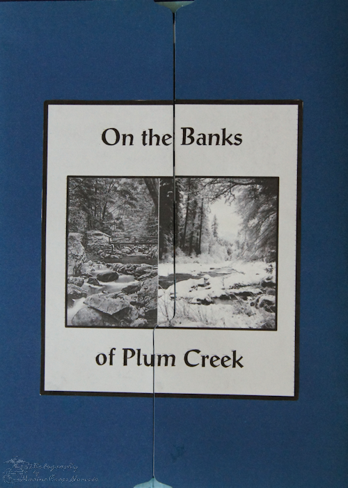 Little House Lapbook Series - On the Banks of Plum Creek