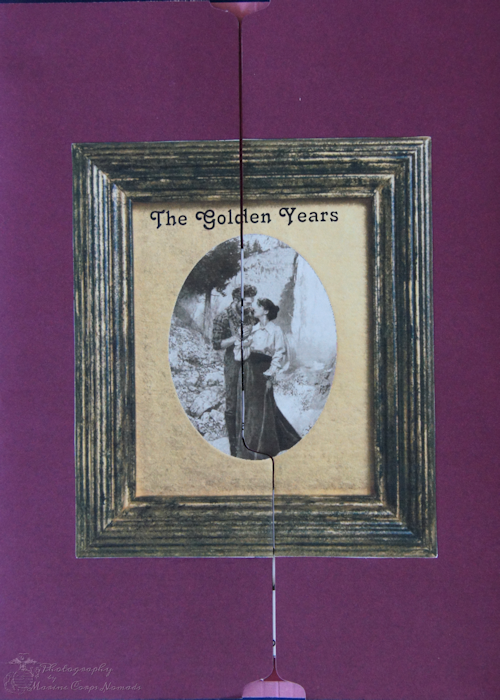 Little House Lapbook Series - The Golden Years