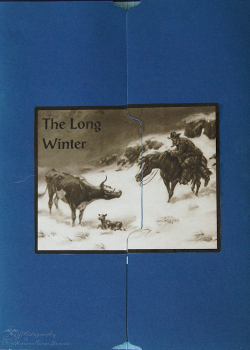 Little House Lapbook Series - The Long Winter