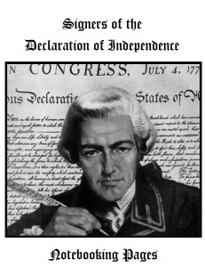 would you sign the declaration of independence essay