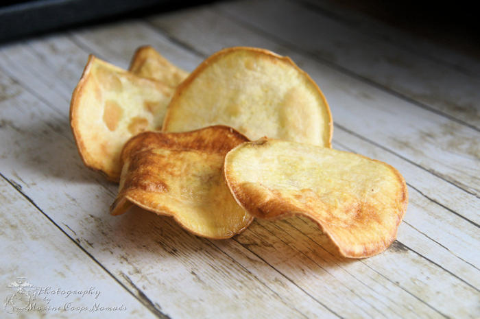 Gluten Free Sweet Potato Chips
