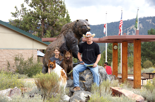 Big Bear Family Picture
