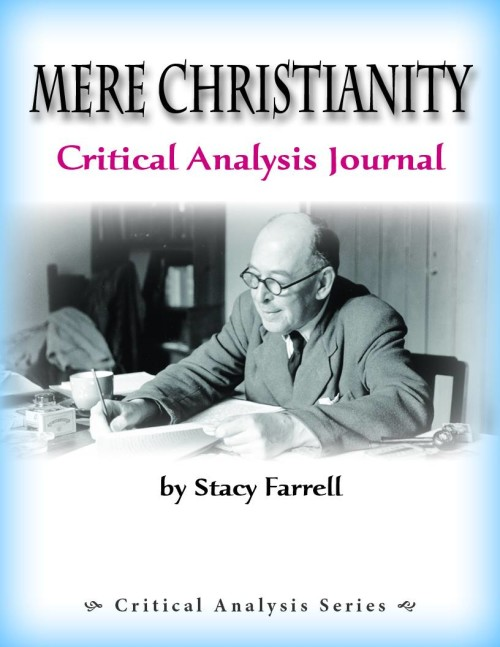 C.S. Lewis Mere Christianity Critical Analysis Journal