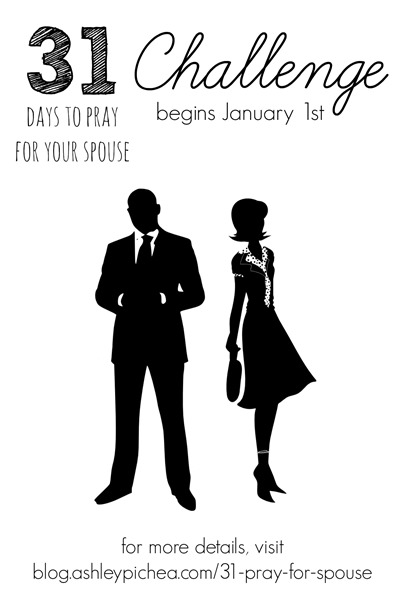 31 Days-to-Pray-for Your Spouse Challenge