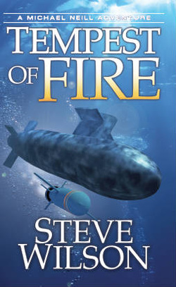 Tempest of Fire by Steve Wilson