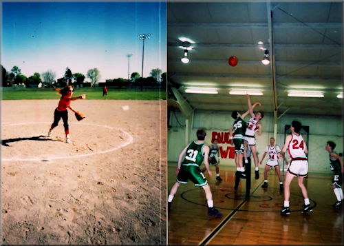 Throwback Thursday: Playing Sports