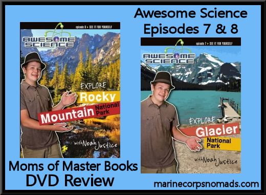 Moms of Master Books Awesome Science DVD Review