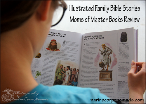 MOMB Illustrated Family Bible Stories Review