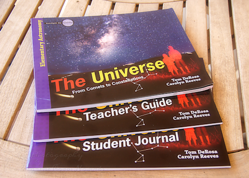 The Universe by Tom DeRosa and Carolyn Reeves