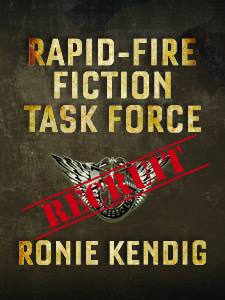 Rapid Fire Fiction Task Force