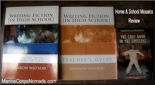 Writing Fiction in High School with Sharon Watson