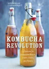 Kombucha Revolution by Stephen Lee