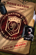 Operation Zulu Redemption Collateral Act of Treason Cover