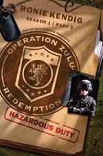 Operation Zulu Redemption Hazardous Duty Cover