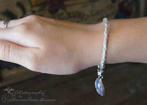 Tara's Equine Design Bracelet