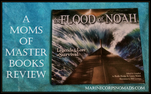 The Flood of Noah Moms of Master Books Review