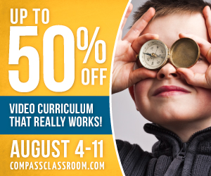 Compass Classroom Back to School Sale 2014