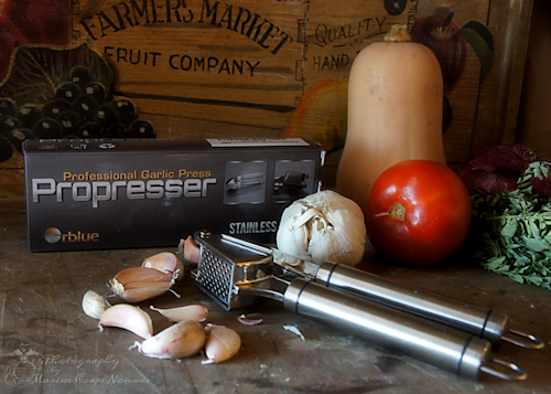 Propresser Professional Garlic Press