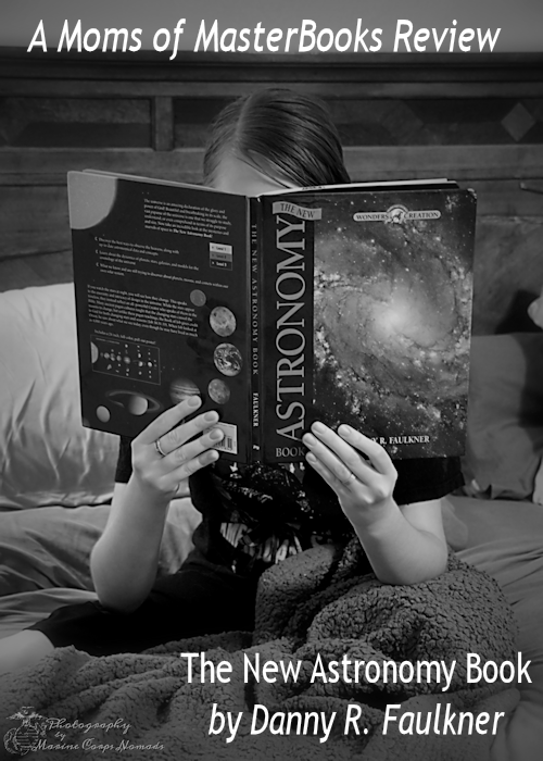 The New Astronomy Book Moms of MasterBooks Review