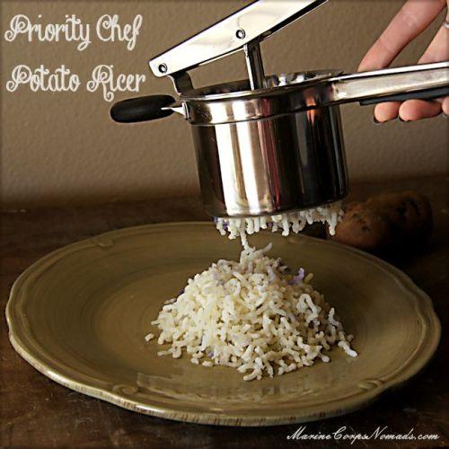 Priority Chef Potato Ricer