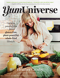 yum universe by heather crosby