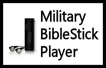 Military BibleStick Player