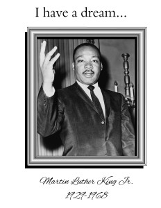 Martin Luther King Jr Copywork Pages