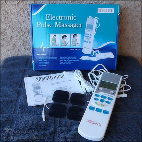 Tens Handheld Electronic Pulse Massager