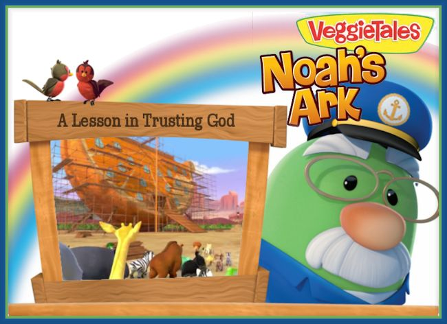 VeggieTales Noah's Ark Review