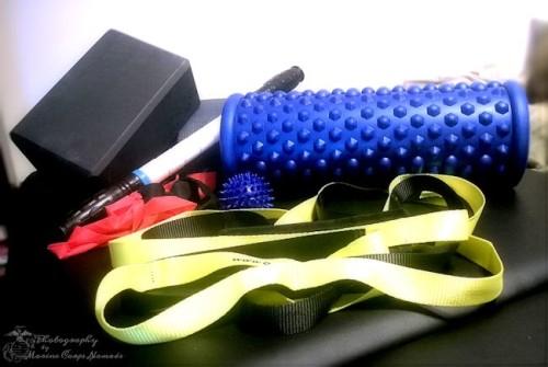 Ankle rehab kit