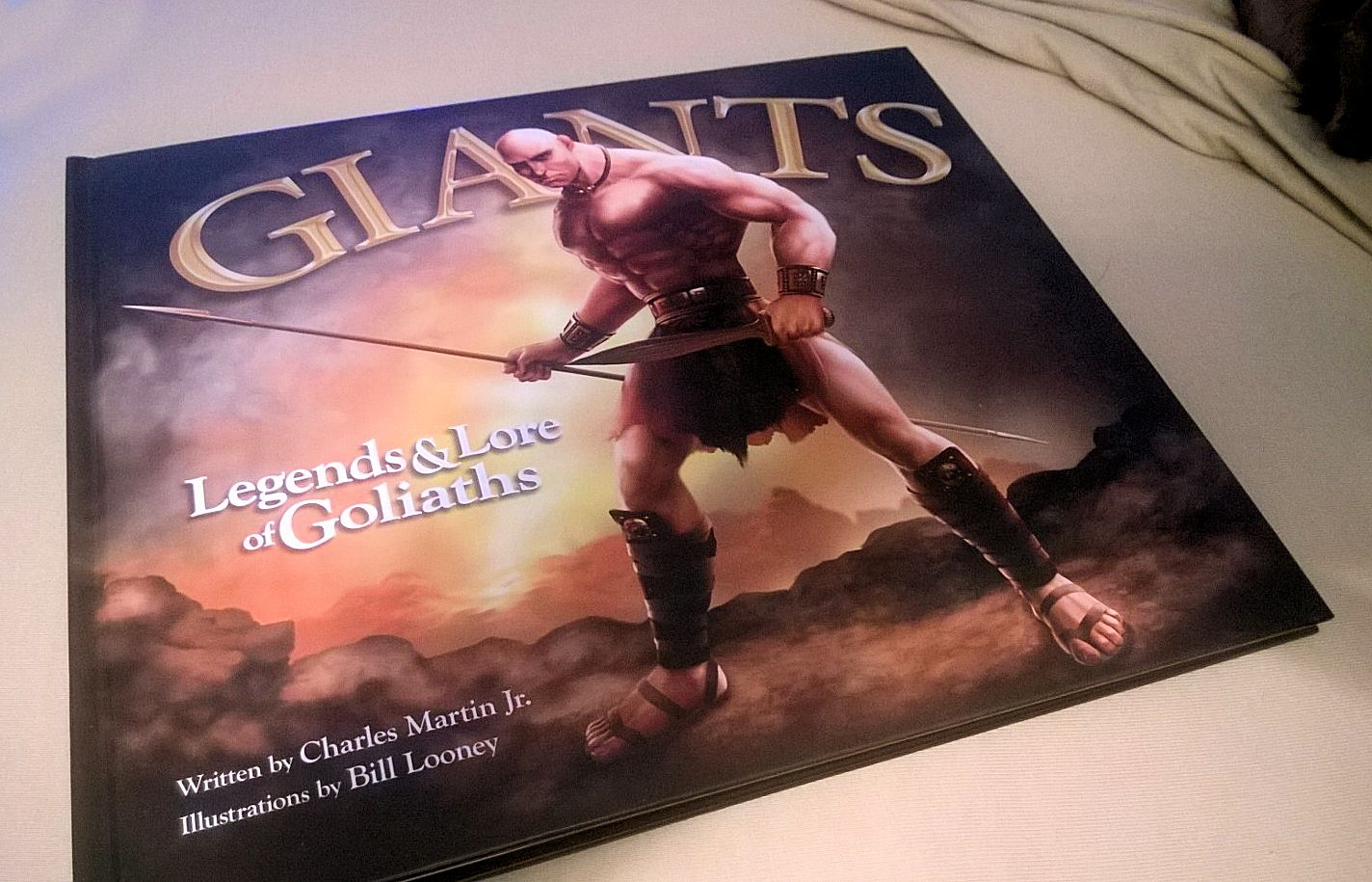 Giants Legends and Lore of Goliaths