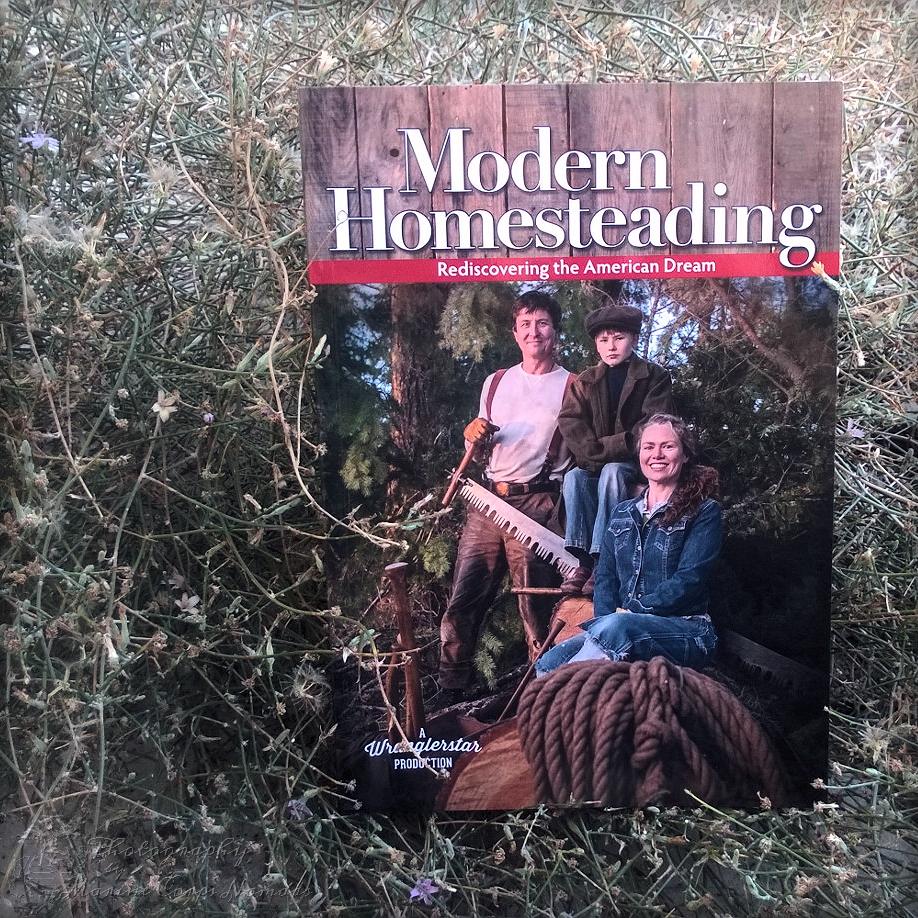 Modern homesteading by wranglerstar marine corps nomads for Modern homesteading