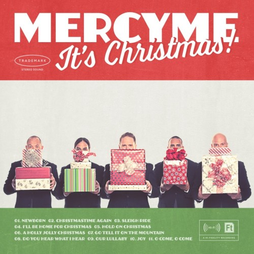 Mercy Me It's Christmas CD