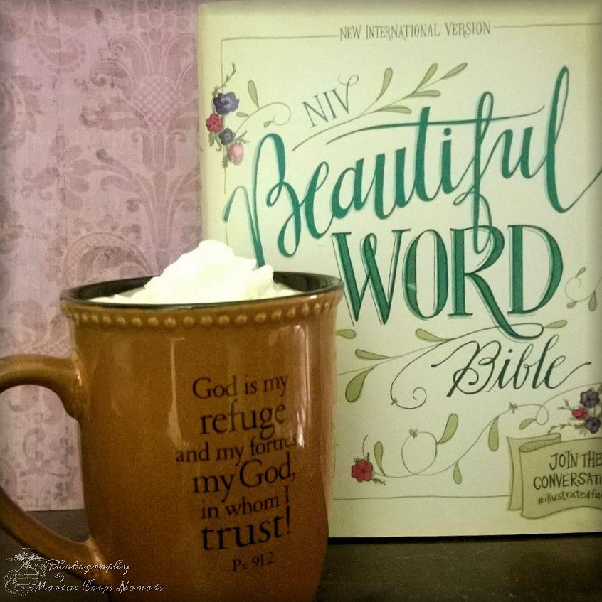 NIV Beautiful Word Journaling Bible