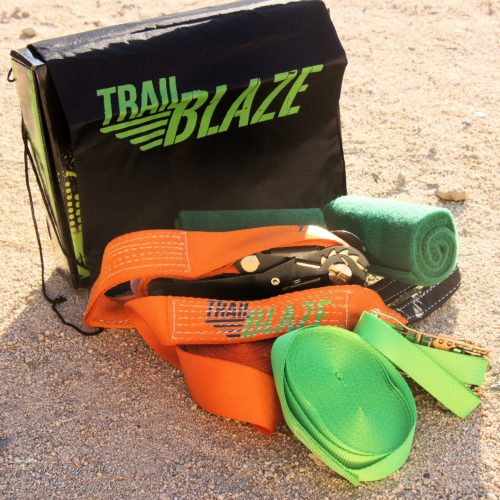 TrailBlaze Slackline Set